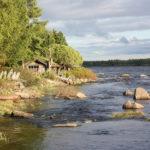 Kukkolankoski, Finnland