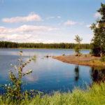 Ångersjön, Schweden