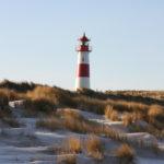 Leuchtturm List Ost, Sylt