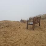 Nebel am Roten Kliff, Sylt