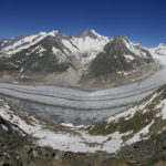 Großer Aletschgletscher, Schweiz
